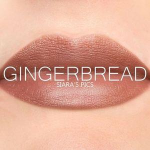 LipSense Long-Lasting Lipstick Gingerbread Lip Kit